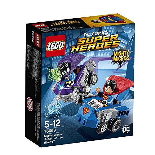 レゴ(LEGO)スーパー・ヒーローズ マイティマイクロ:スーパーマン vs ビザロ 76068