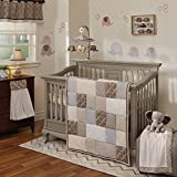 Lambs & Ivy Oatmeal Cookie Bedding Set