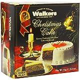 Walkers Christmas Cake 1 kg