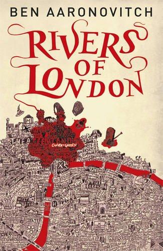 Rivers of London series 1-4  - Ben Aaronovitch
