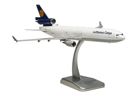 Boeing MD-11 Lufthansa Cargo, enregistrement D-ALCC, maquette avion échelle 1:200