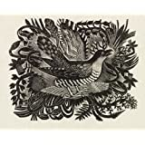 Spring, by Eric Ravilious (Print On Demand)