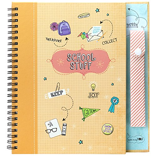American Girl Crafts Travel Size School Scrap and Stuff Book