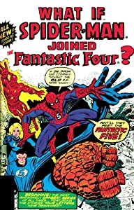 "Cover of ""What If? Classic Vol. 1 (Marvel..."