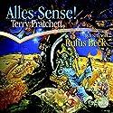 Alles Sense: Ein Scheibenwelt-Roman Audiobook by Terry Pratchett Narrated by Volker Niederfahrenhorst