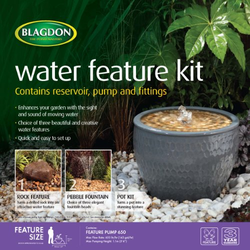 Blagdon Water Feature Complete Kit