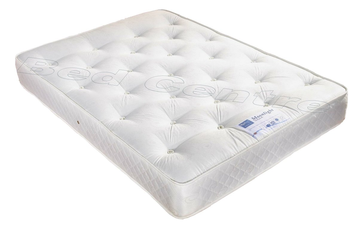 4FT6 DOUBLE 10 INCH DEEP ORTHOPEADIC TUFTED MATTRESS       review and more description