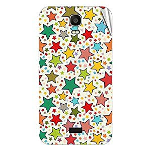 Garmor Designer Mobile Skin Sticker For Huawei Y518 - Mobile Sticker