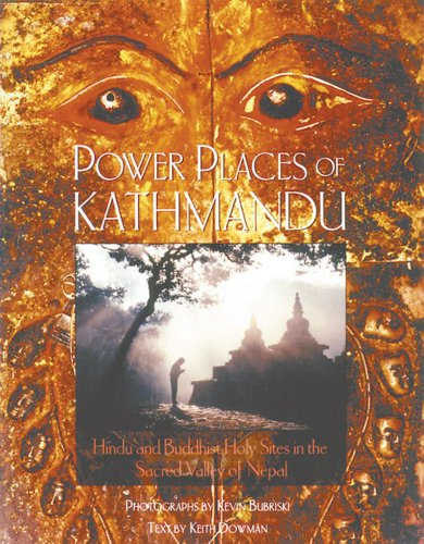 Power Places of Kathmandu Hindu and Buddhist Holy Sites in the Sacred Valley of Nepal089281554X : image