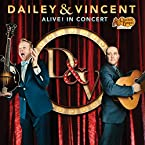Dailey & Vincent: Alive! In Concert CD