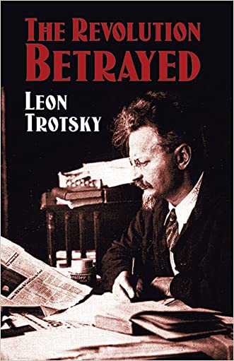 The Revolution Betrayed written by Leon Trotsky