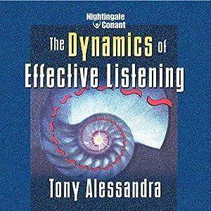 The Dynamics of Effective Listening Speech