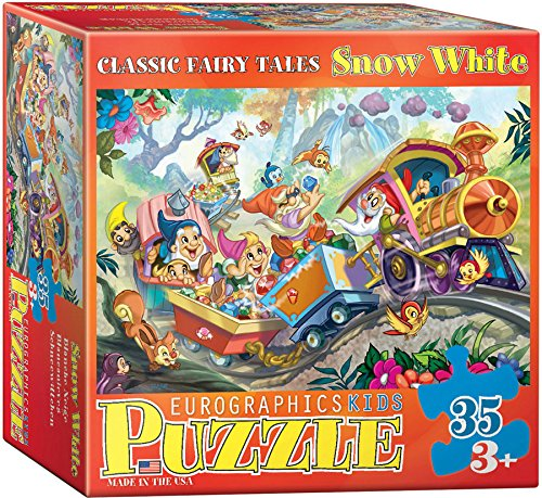 EuroGraphics-Snow-White-Small-Box-Puzzle-35-Pieces