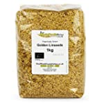 Organic Golden Linseed 1kg