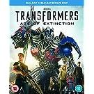 Transformers: Age of Extinction [Blu-ray + Bonus Disc]