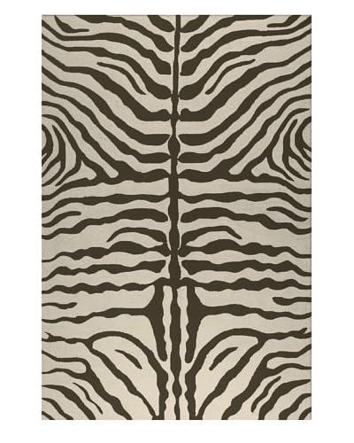 The Rug Market Indoor/Outdoor Zebra Rug