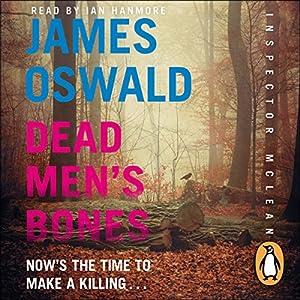 Dead Men's Bones Hörbuch