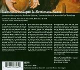 Lamentazioni per la Settimana Santa (Lamentations for Holy Week) Concerto Soave (orchestra)