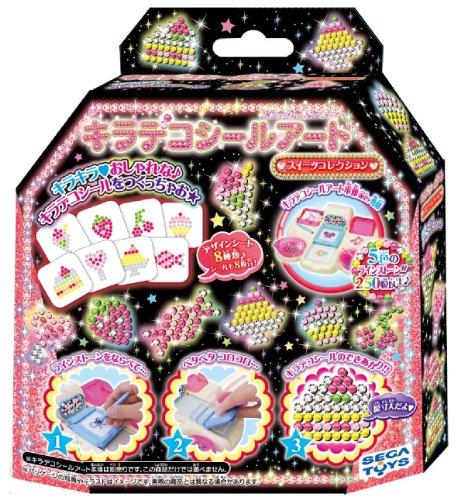 キラデコシールアート DR-03 キラデコシールアート 別売り スイーツコレクション