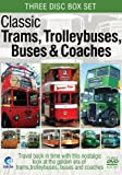 echange, troc Classic Trams, Trolleybuses And Coaches [Import anglais]