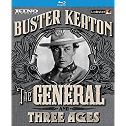 The General/The Three Ages [Blu-ray]