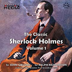 Vol. 1-Classic Sherlock Holmes