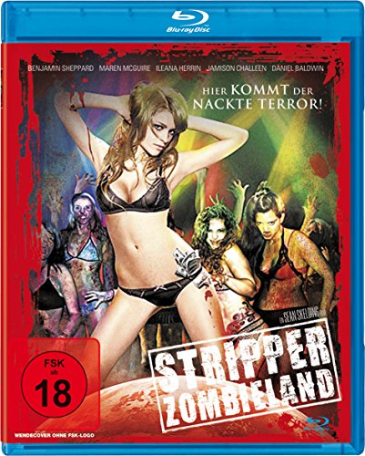 Stripper Zombieland [Blu-ray]