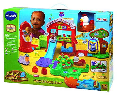 VTech Go Go Smart Animals Grow And Learn Farm Home