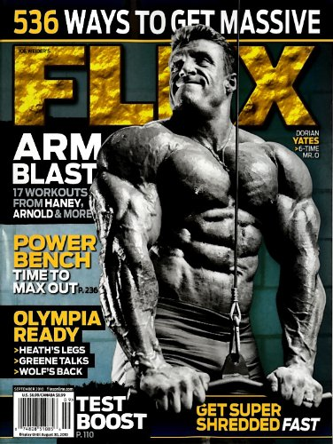 Flex [US] September 2010 (単号)
