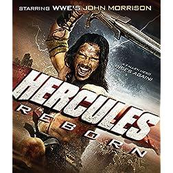 Hercules Reborn [Blu-ray]