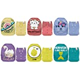 Mama Koala One Size Baby Washable Reusable Pocket Cloth Diapers, 6 Pack with 6 One Size Microfiber Inserts (My Princess) (Color: My Princess, Tamaño: One Size)