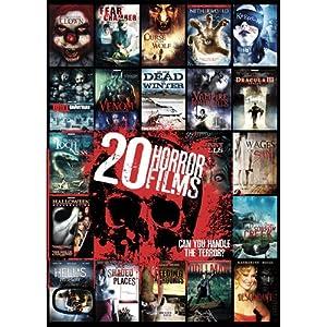 20-Film Horror Pack V.4 from Echo Bridge Home Entertainment
