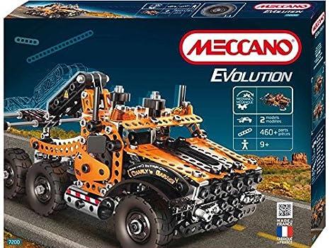 Meccano - 867200 - Jeu de Construction - Dépanneuse Evolution