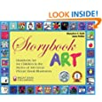 Storybook Art: Hands-On Art for Children in the Styles of 100 Great Picture Book Illustrators (Bright Ideas for Learning (TM))