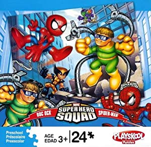 Marvel Super Hero Squad Green Goblin