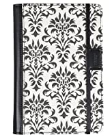 Verso Versailles Case Cover for Kindle Fire - Black/White (does not fit Kindle Fire HD) by LightWedge (Kindle Accessories)