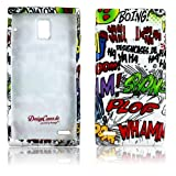 Huawei Ascend P1 SILICON COMIC HAHA PLOP Case protection-Case Cover SHOCK phone case thematys®