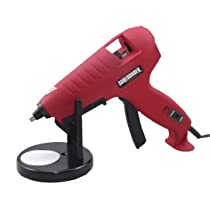 Surebonder DT-280F Dual Temperature Full Size Glue Gun Red Full Size Glue Gun Red