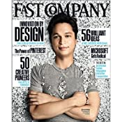Audible Fast Company, October 2012 | [Fast Company]