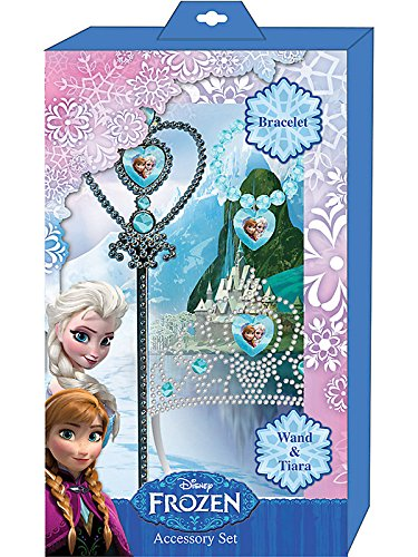 Frozen Tiara Wand and Bracelet Set - 1