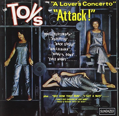 Toys, The - The Toys Sing: A Lover