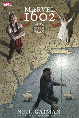 Marvel 1602: 10th Anniversary Edition (Marvels 10th Anniversary Edition compare prices)