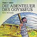 Die Abenteuer des Odysseus Hörbuch von Dimiter Inkiow Gesprochen von: Peter Kaempfe