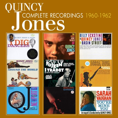 Quincy Jones - Complete Recordings 1960 - 1962 - Zortam Music