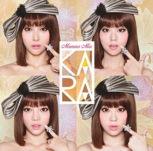 マンマミーア!(初回限定盤A)(DVD付)