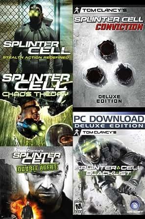 Splinter Cell Pack [Download]