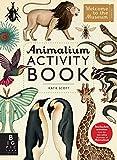 img - for Animalium Activity Book book / textbook / text book