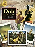 Dali Postcards: 24 Paintings from the Salvador Dali Museum (Card Books)