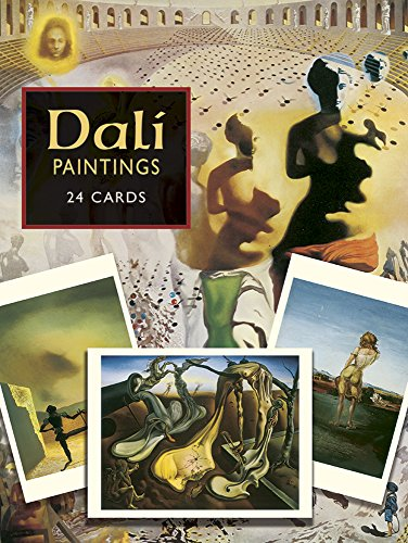 Dali Postcards: 24 Paintings from the Salvador Dali Museum (Dover Postcards)