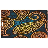 Design Worlds Design Credit Card 16 GB Pen Drive Multicolor - B01GL29254